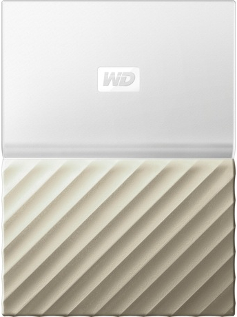 Western Digital My Passport Ultra Gold 1 TB (WDBTLG0010BGD-WESN) Western Digital