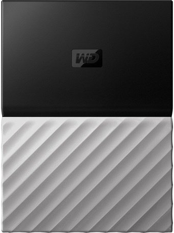 Western Digital My Passport Ultra Gray 1 TB (WDBTLG0010BGY-WESN) Western Digital