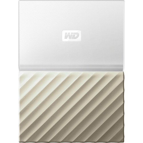 Western Digital My Passport Ultra Gold 2 TB (WDBFKT0020BGD-WESN) Western Digital