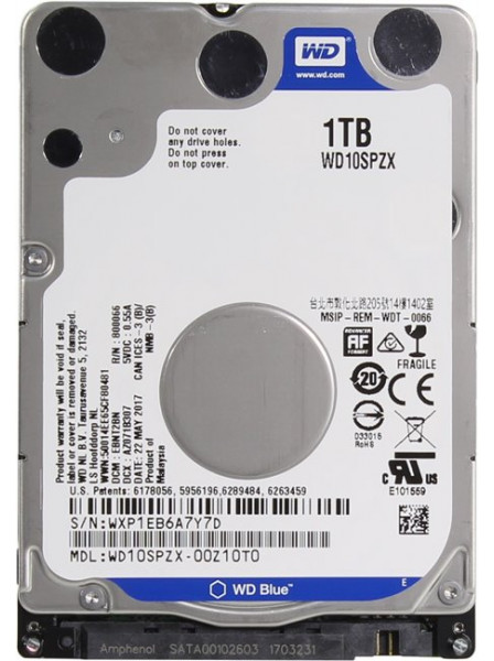 Western Digital WD10SPZX Western Digital
