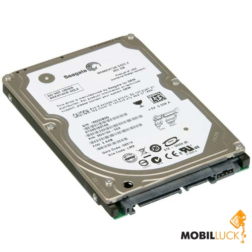 Жесткий диск Seagate Momentus 5400.6 250GB 5400rpm 8MB ST9250315AS 2.5 SATA II Refurbished