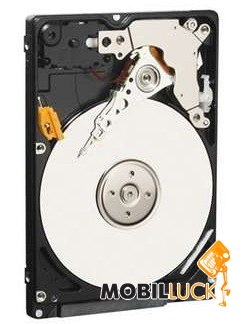 Western Digital Scorpio Blue 500GB 5400rpm 8MB WD5000BPVT 2.5 SATA II Western Digital