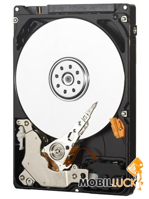 Western Digital Scorpio Blue 750GB 5400rpm 8MB WD7500BPVT 2.5 SATA II Western Digital
