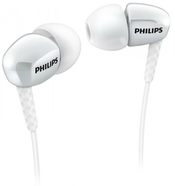 Philips SHE3900WT/00 White Philips