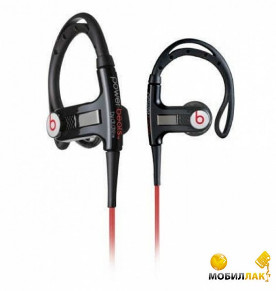Наушники Beats Powerbeats MKPP2ZM/A Black