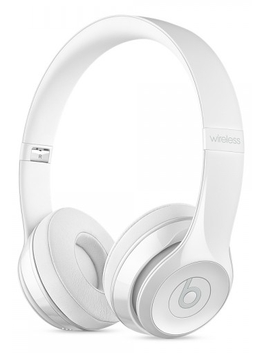 Наушники Beats Solo3 Wireless Gloss White (MNEP2ZM/A)