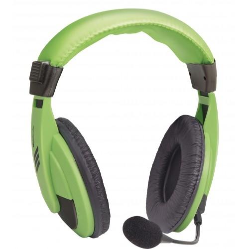Гарнитура Defender Gryphon HN-750 Green (63749)