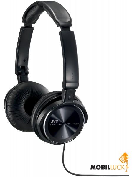 JVC HA-S360 Black MobilLuck.com.ua 279.000