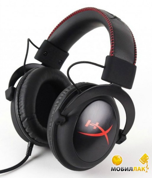 Гарнитура Kingston HyperX Cloud Core Gaming Headset Black (KHX-HSCC-BK-BR)