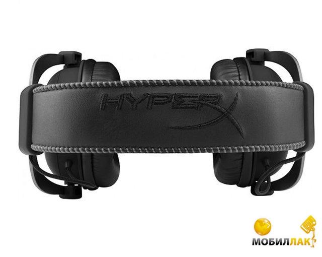 Гарнитура Kingston HyperX Cloud II Gaming Headset Gun Metal