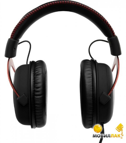 Гарнитура Kingston HyperX Cloud II Gaming Headset Red