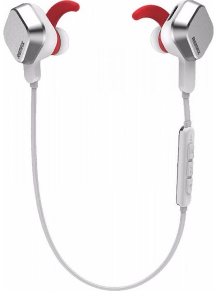 Фотография Наушники Remax RB-S2 BT4.1 Sporty Bluetooth Еarphone Silver (0)  ... bb50af0ab3886