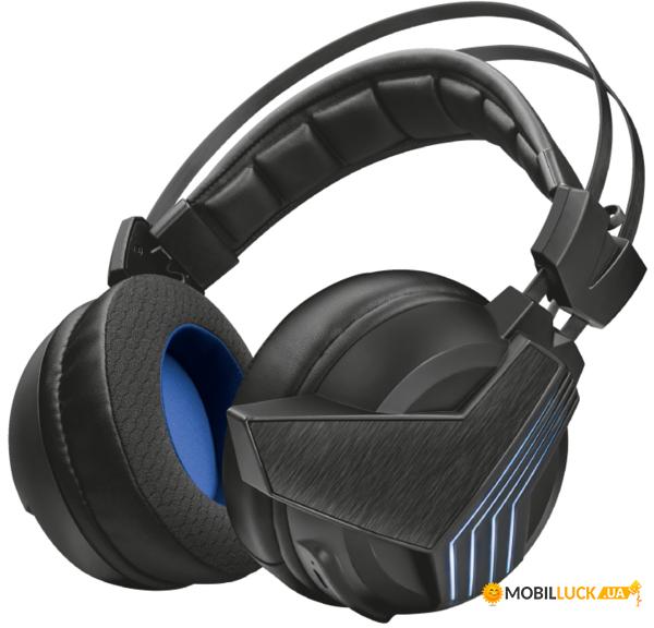 Наушники Trust GXT 393 Magna Wireless 7.1 Surround Gaming Headset (22796)  ... 32673cc47eb0f