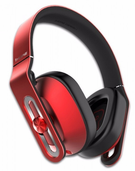Xiaomi 1More Over-Ear Headphones Voice of China Red Xiaomi