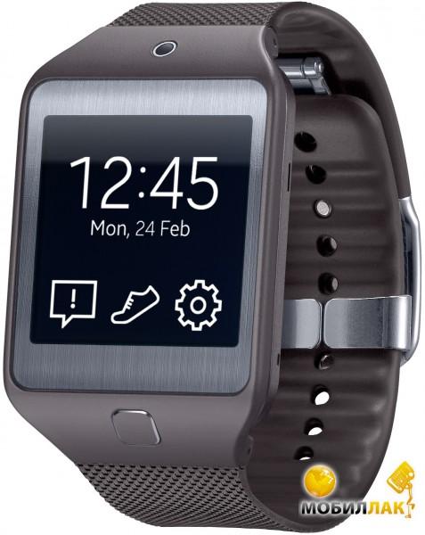 Samsung SM-R3810 Gear 2 Mocha Grey MobilLuck.com.ua 3219.000