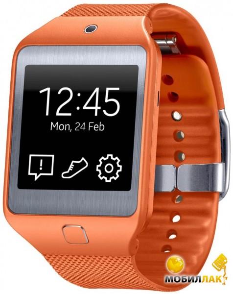 Samsung SM-R3810 Gear 2 Neo Wild Orange MobilLuck.com.ua 3219.000