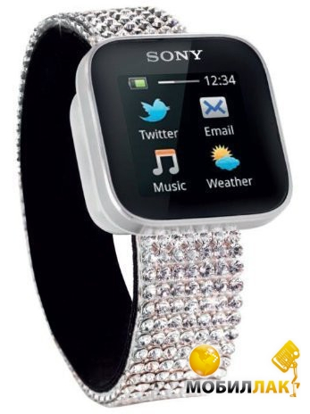 Sony Smart Watch Swarovski Elements MobilLuck.com.ua 1372.000