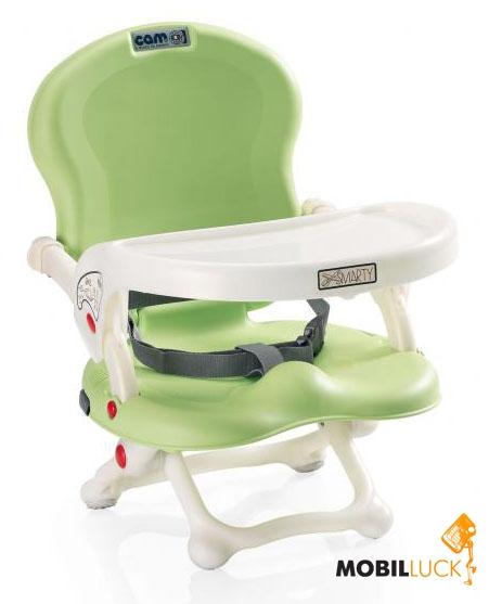 Стульчик для кормления Cam Smarty зеленый (S332-C11)