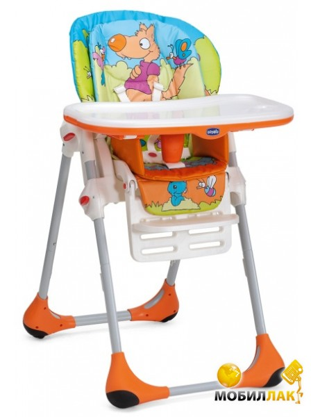 Chicco Polly 2в1 79065.33 (Wood Friends) MobilLuck.com.ua 1701.000