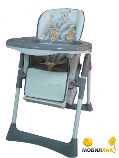 Lindo Стульчик для кормления серый (FD-С52А_3) MobilLuck.com.ua 1177.000
