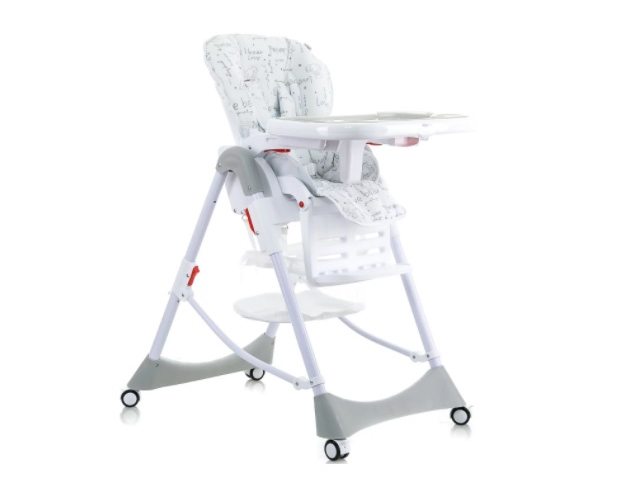 Mioobaby Baby High Chair Mosaic M100 Beige Mioobaby
