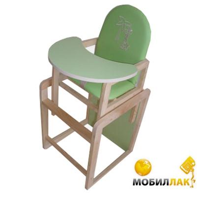 Ommi Стульчик-трансформер Green (31569) Ommi