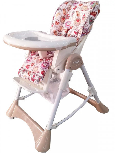 Tilly Bistro T-641 Beige Tilly