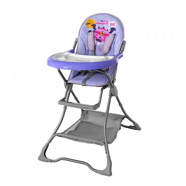 Tilly Monsters T-632 Purple Tilly