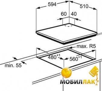 Electrolux EGG 96343 NK MobilLuck.com.ua 3862.000