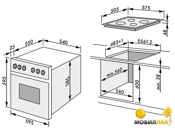 Как сделать шкаф для электродуховки своими руками