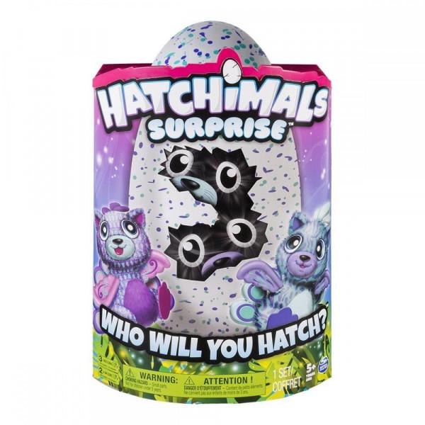 Hatchimals  Двойной сюрприз в яйце ассортимент 1 (SM19110/6037097) Hatchimals