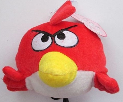 Игрушка Angry Birds MP0737