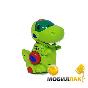 KeenWay Интерактивная игрушка Динозаврик Go-Go 32614 KeenWay