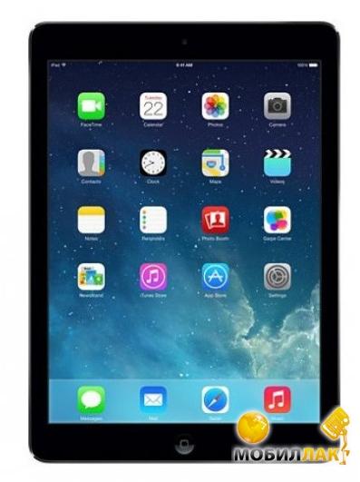 Apple A1474 iPad Air Wi-Fi 64GB (MD787TU/A) Space Gray
