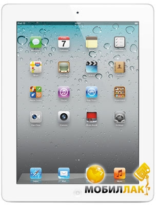 Apple New iPad (iPad 3) Wi-Fi 16GB (MD369RS/A) White MobilLuck.com.ua 8962.000