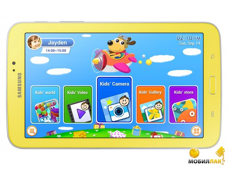 Samsung Galaxy Tab 3 Kids (SM-T2105GYASEK) MobilLuck.com.ua 2520.000