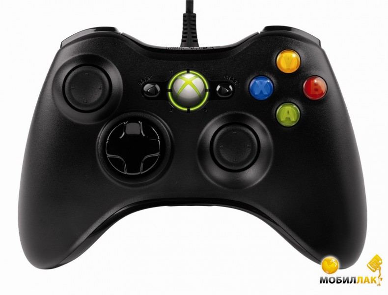 Microsoft Xbox 360 Controller for Windows USB Ret (52A-00005) MobilLuck.com.ua 567.000