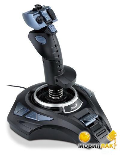 Genius MetalStrike Pro 3D Joystick+Vi 31600003100 MobilLuck.com.ua 333.000