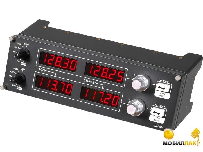 Saitek Pro Flight Radio Panel (PZ69) MobilLuck.com.ua 2099.000