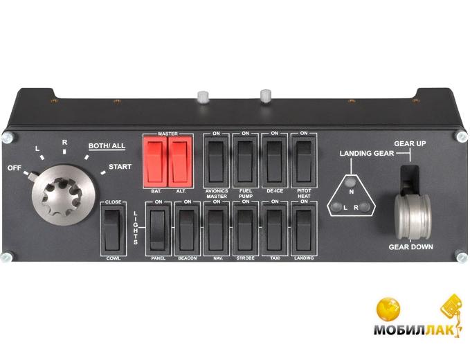 Saitek Pro Flight Switch Panel (PZ55) MobilLuck.com.ua 1399.000