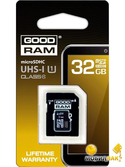 Goodram SDU32GHCUHS1AGRR10 MobilLuck.com.ua 218.000