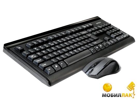 Клавиатура A4 6100F USB V-TRACK