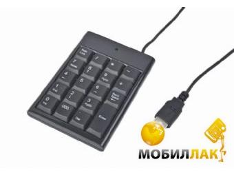Gembird KPD-2X USB Black MobilLuck.com.ua 101.000