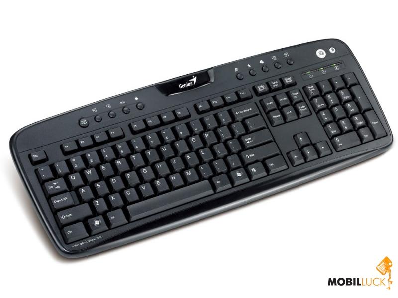 Genius KB220e USB Black CB (31310306122) MobilLuck.com.ua 179.000