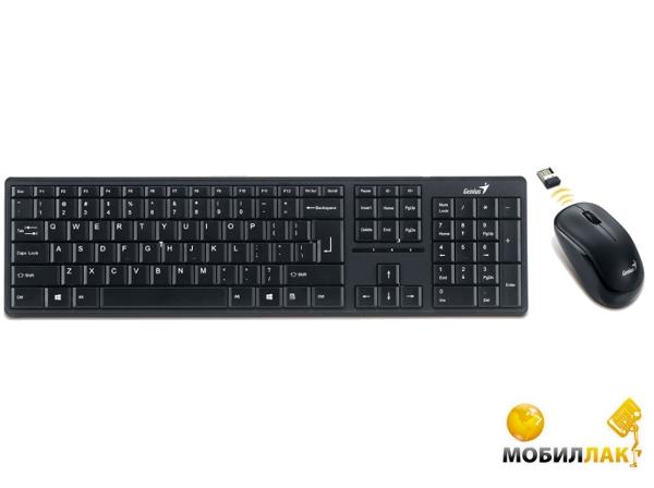Genius SlimStar 8000ME WL Black (31340045104) MobilLuck.com.ua 254.000