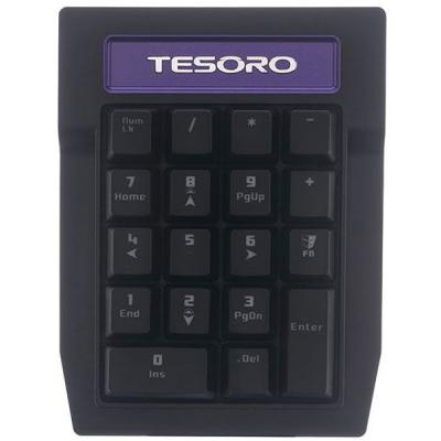 Tesoro Tizona Numpad Red Switch Механический нампад TESORO TIZONA NUMPAD red switch (TS-G2 N-P RD) Tesoro