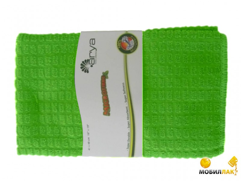 Arya Amador 41Х48 2 предмета микрофибра зеленый (3000000116302) MobilLuck.com.ua 48.000