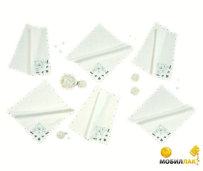 Kayaba  Rose 6 предметов кремовый (8698703892910) MobilLuck.com.ua 105.000