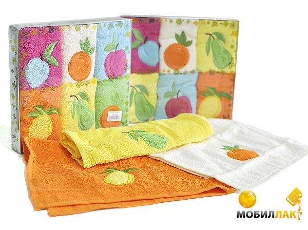 Lares Soft  упаковке 30Х50 6 предметов фруктовый (3333130000037) MobilLuck.com.ua 148.000