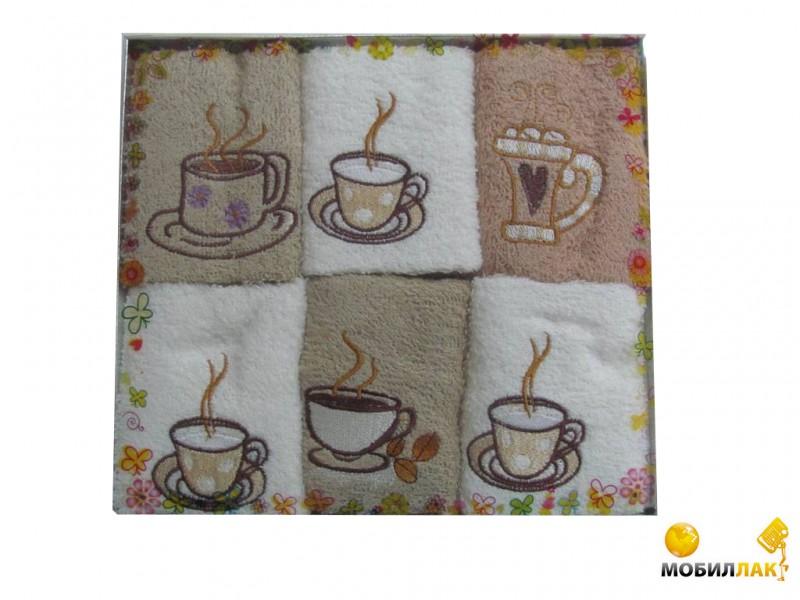 Lares Soft  упаковке 30Х50 6 предметов кремовый (3333130000020) MobilLuck.com.ua 148.000